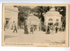 247482 AUSTRIA Wien 1910  International Jago exhibition Post