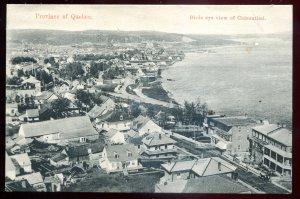 dc1060 - CHICOUTIMI Quebec Postcard 1910s Birds Eye View