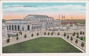Union Railroad Station Washington DC