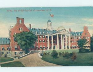 Divided-Back THE OTSEGO HOTEL Cooperstown New York NY G2412