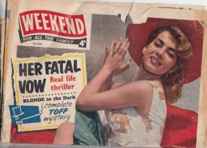Marty Wilde Dick Bogarde Olivia DeHavilland Witchcraft Eyes Newspaper