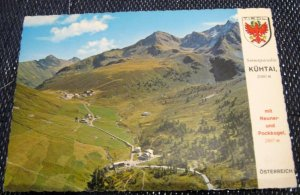 Austria Kuhtai Tirol - posted