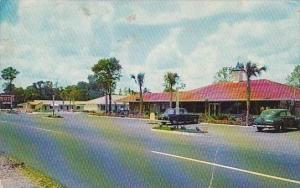 Georgia Jesup Landmark Motel Restaurant