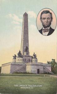 Abraham Lincoln, The Lincoln Mausoleum, Springfield, Illinois, 1900-1910s