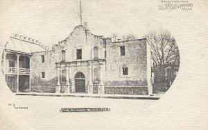 SAN ANTONIO , Texas , 1901-07 ; The Alamo