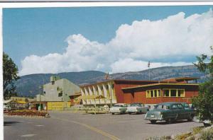 Aquatic Club Bldgs , city Park , KELOWNA , B.C. , Canada 50-60s