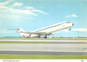 SAS Douglas Super - Plane