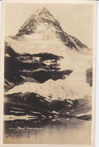 RP; Mount Assiniboine , Alberta-B.C. , Canada , 20-30s