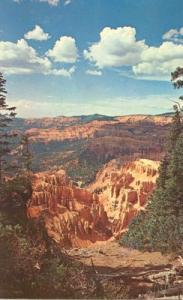 Cedar Breaks National Monument, Utah unused Postcard