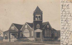 RP: SHELTON , Connecticut, 1910 ; Church