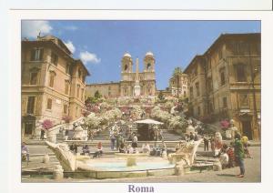 Postal 043910 : Roma. Piazza di Spagna