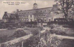 Connecticut Windsor Frounders Hall Loomis School Albertype