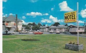 Exterior,  Marine Drive Motel, Vancouver, B.C., Canada,  40-60s