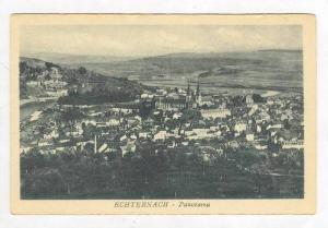 Echternach , Luxembourg, 1910s  Panorama