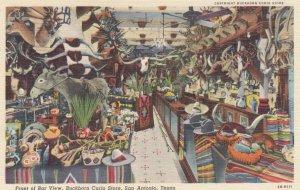 SAN ANTONIO , Texas , 1930-40s ; Buckhorn Curio Store