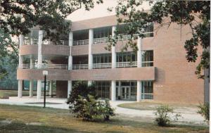 LOUISBURG, North Carolina, 1940-60s; E. Hoover Taft Classroom Building, College