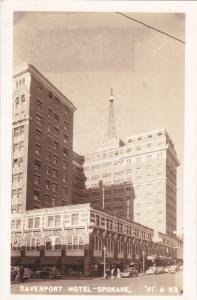 RP: SPOKANE, Washington, 30-50s; Davenport Hotel