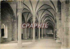 Modern Postcard Mont St Michel Abbey Room Breakfast