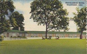 Trava-Lodge Willoughby Ohio Curteich