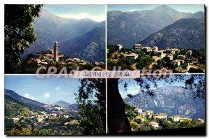 Modern Postcard From Various aspects Lopigna