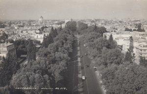 RP: MEXICO CITY , Mexico , 1930-40s ; Panorama