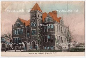 Columbia School, Hornell NY