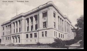 Colorado Trinidad Court House Albertype
