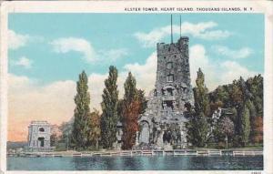 New York Thousand Island Alster Tower Heart Island