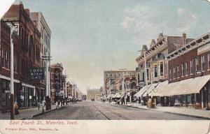 East Fourth St., Waterloo, Iowa,  00-10s