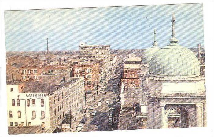 Paducah, The Metropolis of Western Kentucky,40-60s