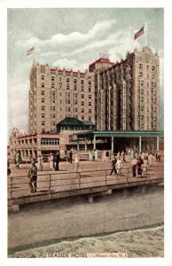 New Jersey Atlantic City Seaside Hotel