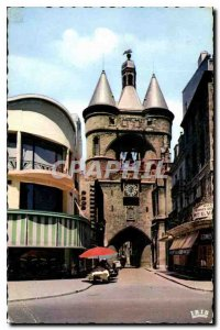 Old Postcard Bordeaux Gironde Great Bell