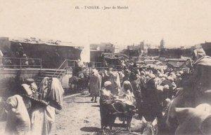 TANGER , Morocco , 00-10s ; Jour de Marche