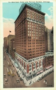 USA - Morrison Hotel and Terrace Garden Chicago 04.09
