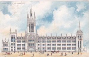 Marischal College Aberdeen Scotland 1906