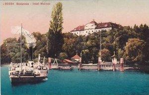Germany Bodensee Insel Mainau