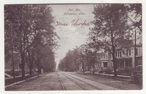 P117 JLs antique 1907 postcard neil ave columbus ohio