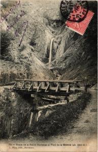 CPA Route de la Reine Hortense et Pont de la Gorce (415482)