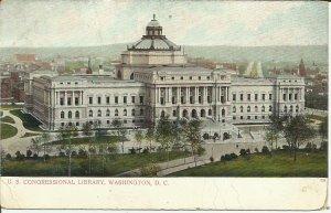 Washington, D.C., U.S. Congressional Library