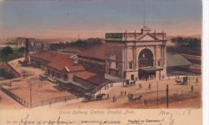 Union Railway Station Omaha Nebraska