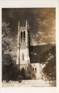 RP: STRATFORD, Ontario, 30-40s ; St Anglican Church