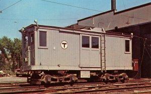 MBTA Line Car Number 4, Boston