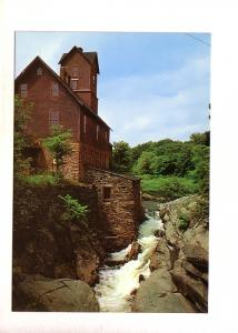 Old Mill, Jericho, Vermont,