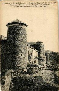 CPA Ancien Couvent de Sainte-Croix - Env. De St.-Etienne FRANCE (915618)