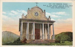 Idaho Coeur d'Alene The Old Mission Curteich