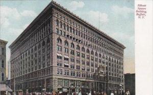 New York Buffalo Ellicott Square Building