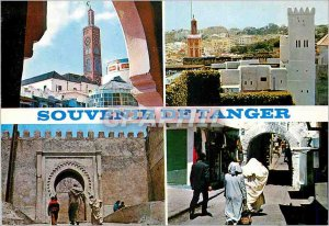 Modern Postcard Souvenir de Tanger
