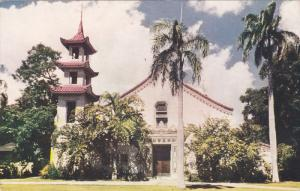 Chinese Church , HONOLULU , Hawaii , PU-1945