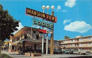 Mansion View Lodge Sacramento CA