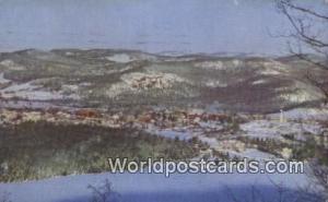 La Province de Quebec Canada, du Canada Ste Agathe-des-Monts, Mount Kingston ...